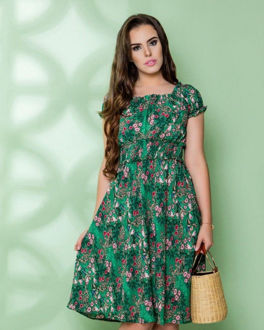 fca4034213 Dias ensolarados merecem vestido ciganinha Verão 2019 Puro Sharmy 🍃💐 ⠀ ⠀  ⠀  blog  cidadedasflores  fashion  fashionsummerstyle  Holambra…