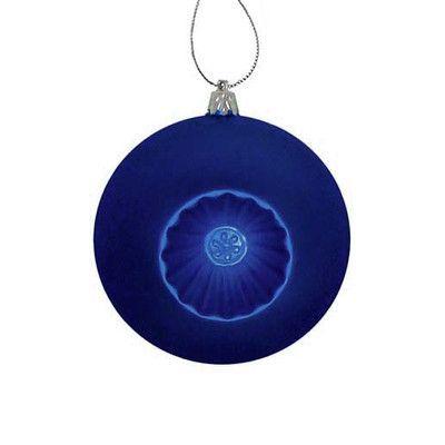 NorthlightSeasonal Retro Reflector Shatterproof Christmas Ball Ornament Color: