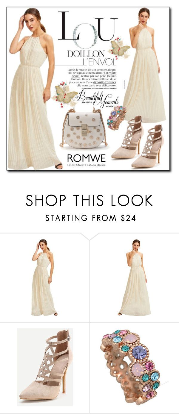 Romwe boots outfit pinterest romwe polyvore and woman