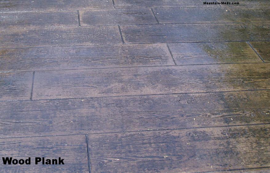 Details About 6 Floppy Flex Wood Plank Woodgrain