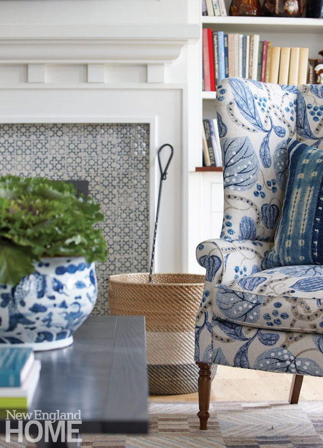 Take A Picture Of A Room And Design It App: 6 Take Away Tips: A Beautiful New England Home