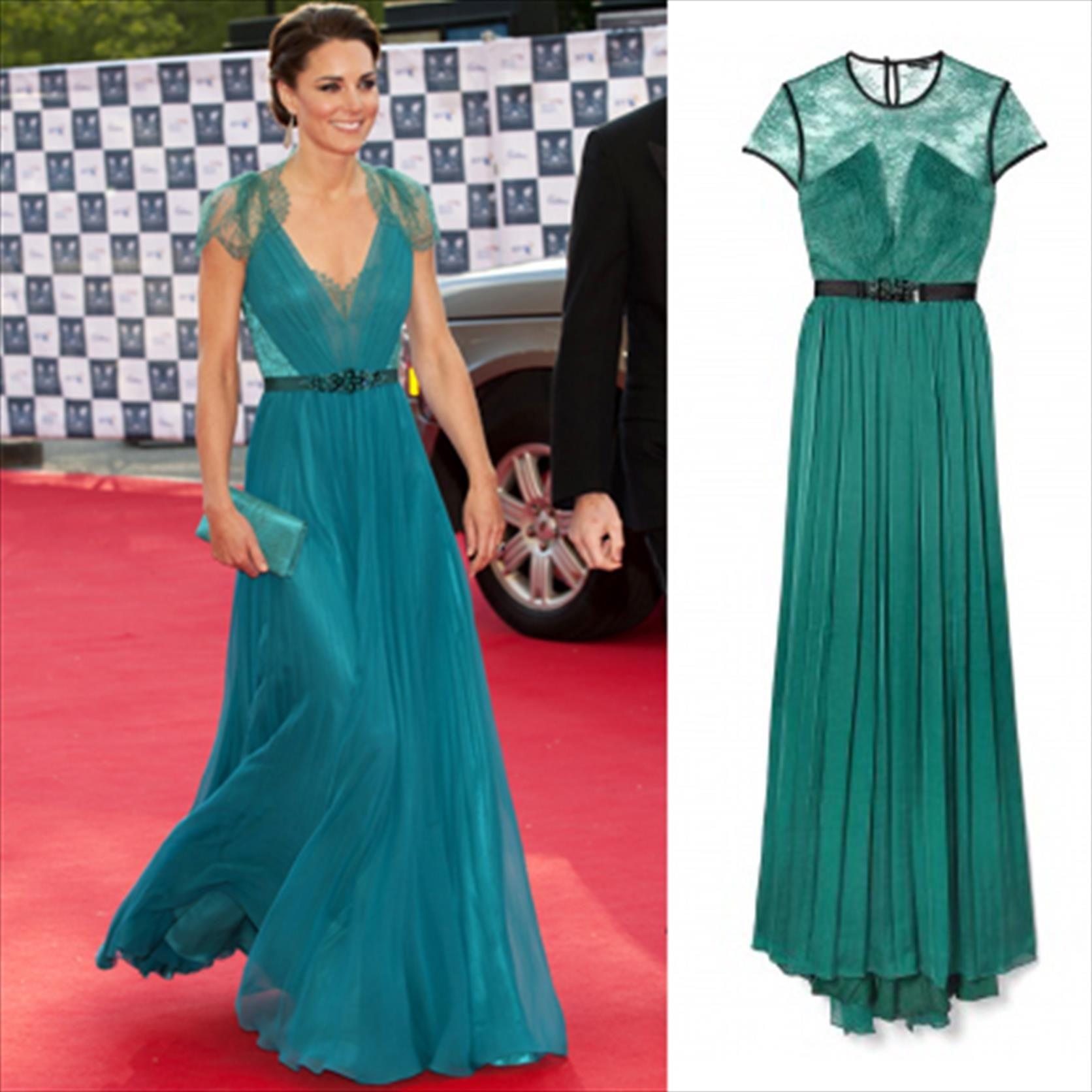 Kate Middleton: Catherine Deane Dress   My Style   Pinterest
