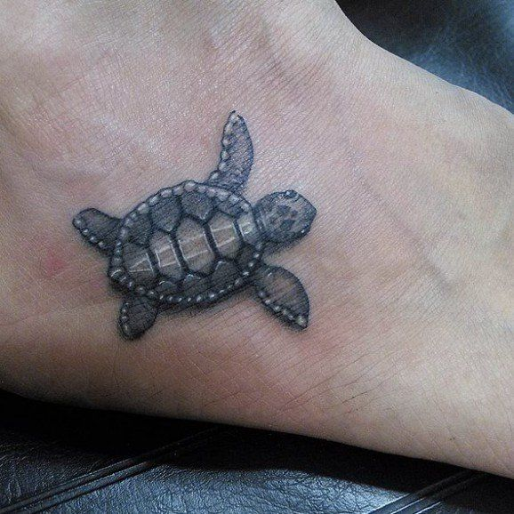 13 Foot Tattoos That Are Too Cute To Hide With Socks