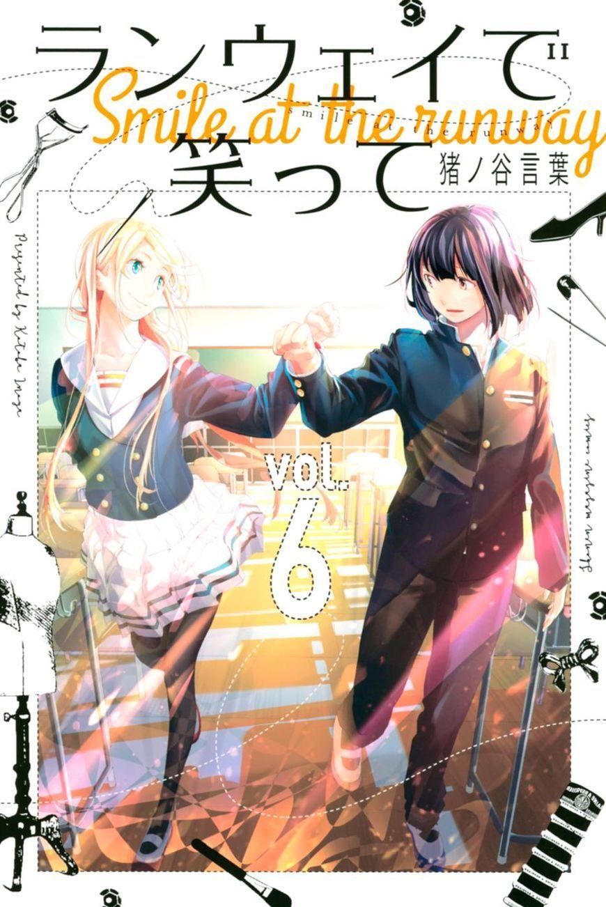 runway de waratte anime meilleur anime series anime manga