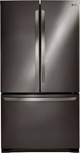 Lg Lfxs24623d 33 Black Stainless Steel Series French Door