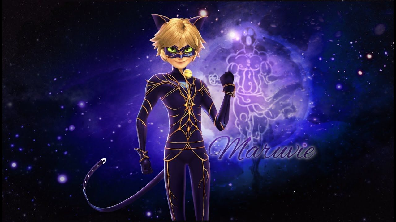 Miraculous Ladybug Speededit Cat Noir Ultimate