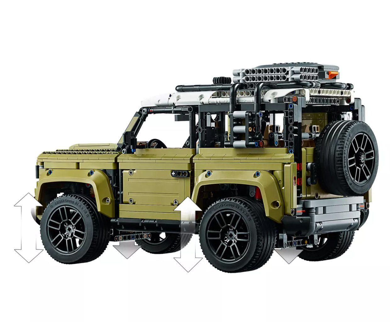 Lego Technic Defender Land Rover Defender Land Rover Lego Technic