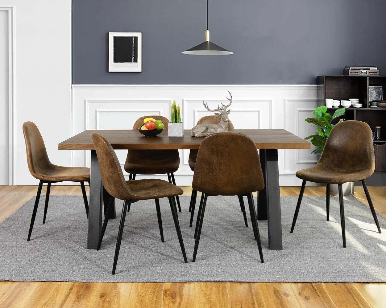 chaises scandinave retro chaise