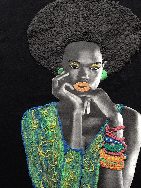 Afro Natural T-shirt, Natural Hair,   Kinky, Curly, Afrocentric Clothing , African Clothing , Black Power, Black Pride,  Black Beauty ,Shirt