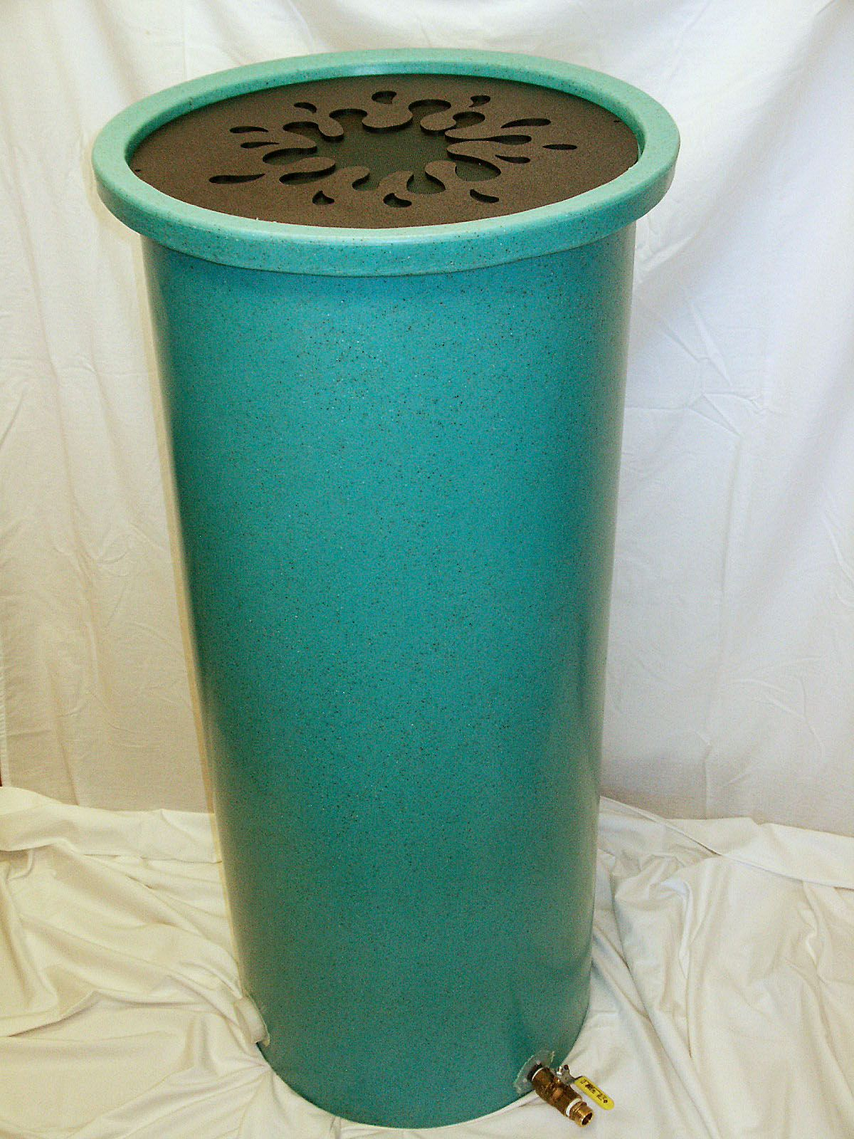 65 Gallon Durango Rain Barrel Rain Barrel Water Barrel Rain Water Barrel