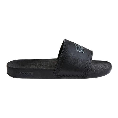 df971b05e Men s Lacoste Frasier Slide Sandal   Synthetic