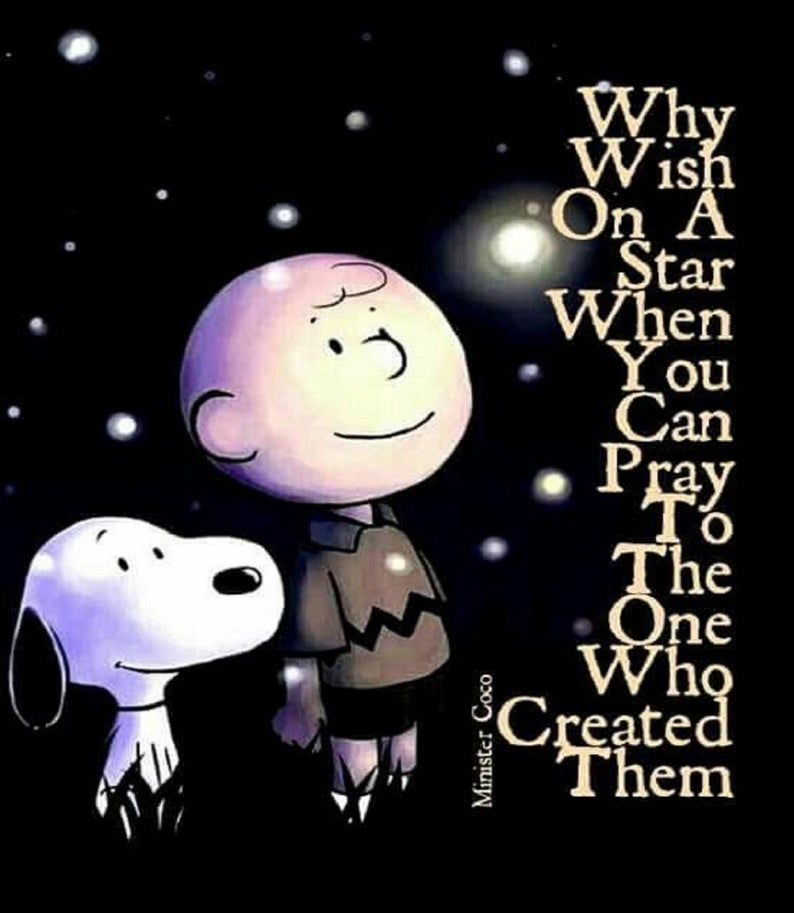 Snoopy & Charlie Brown Saying,