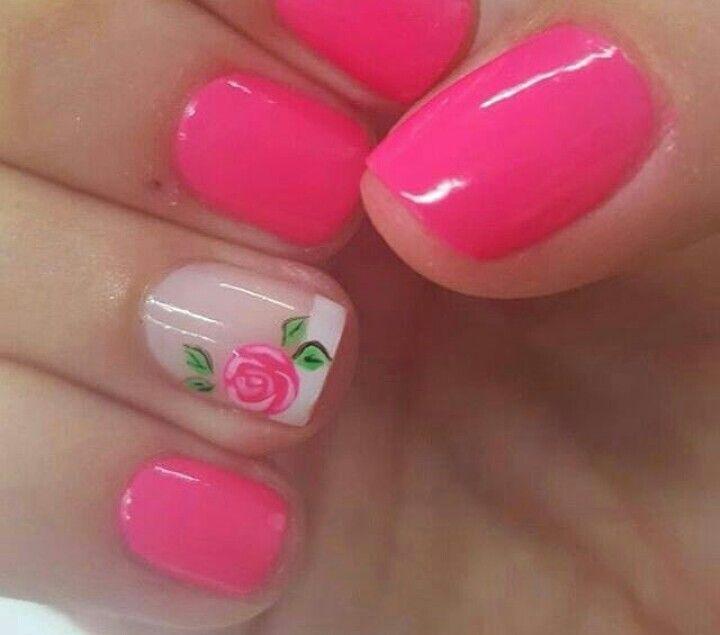 Pin De Mayra Espinoza En Uñas Pinterest Nails Nail Art Y Cute