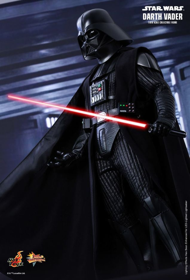 This Is Not A Screenshot From Star Wars It S A Ing Toy Star Wars Poster Darth Vader Star Wars Darth Vader