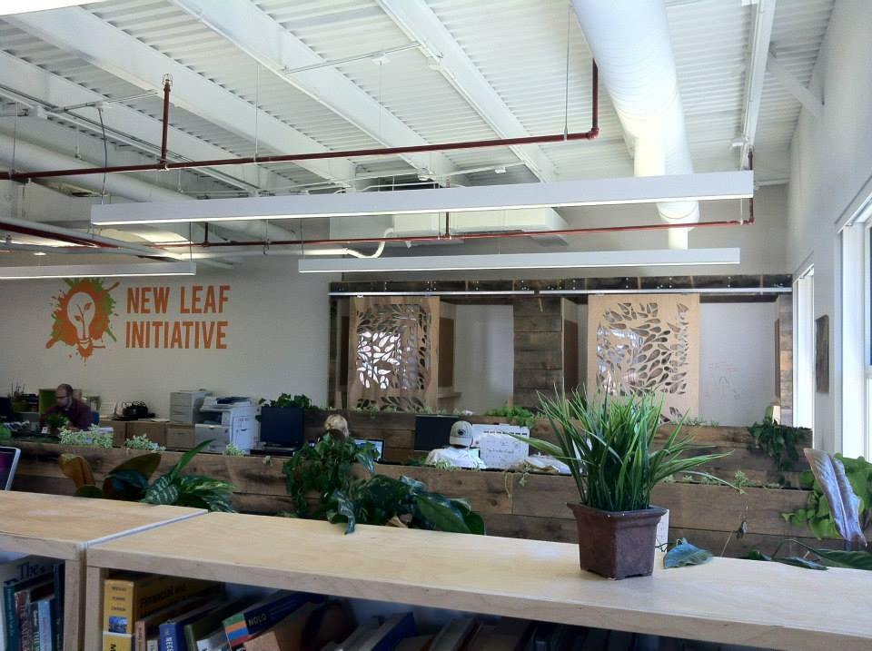 New Leaf Initiative In State College Pa Coworking Outdoor