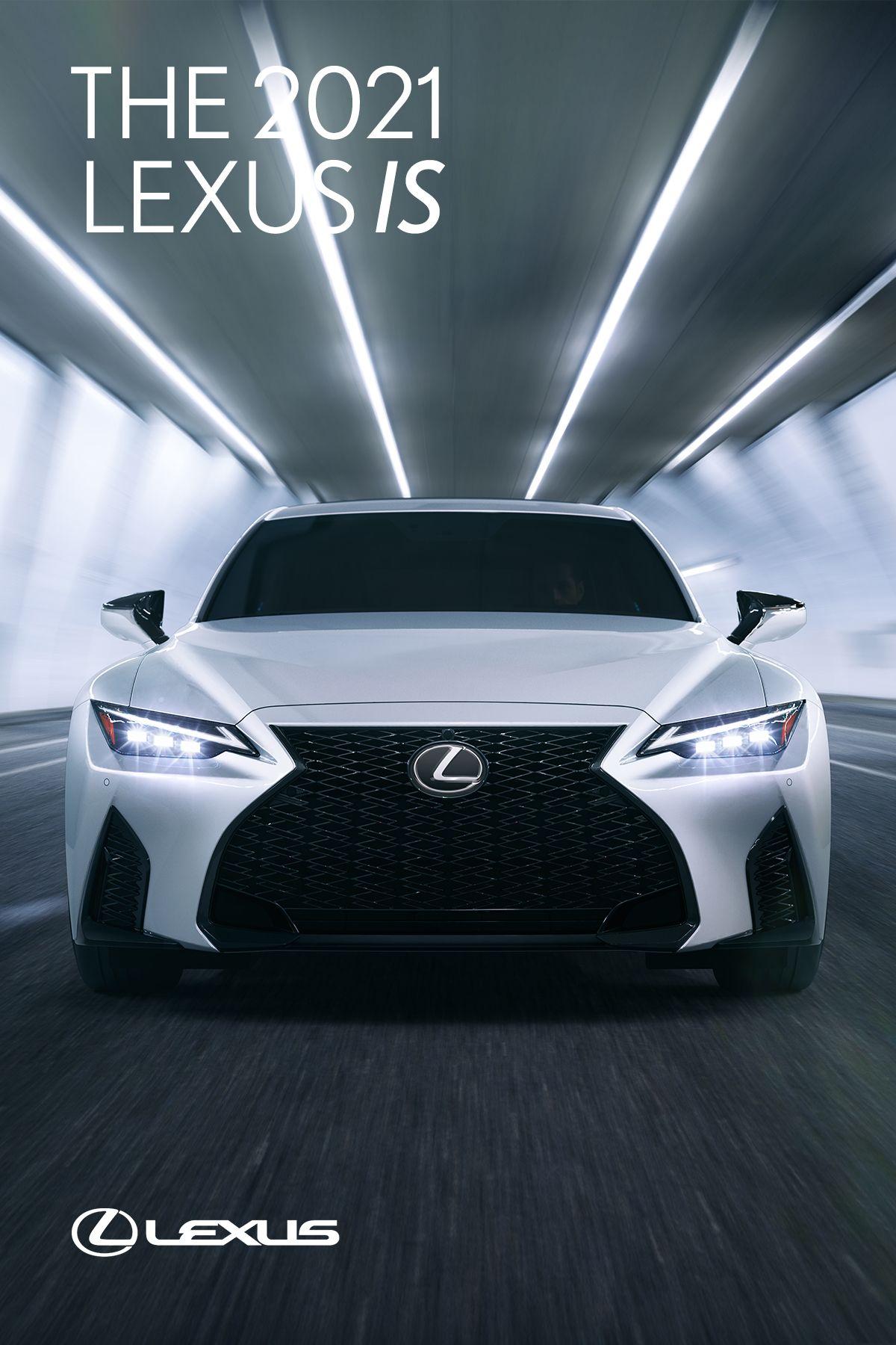 Pin on 2021 Lexus IS
