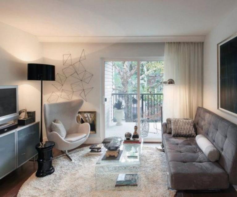 41 Cozy Modern Small Living Room Decor Ideas For Your Apartment Small Living Room Decor Small Modern Living Room Small Apartment Design