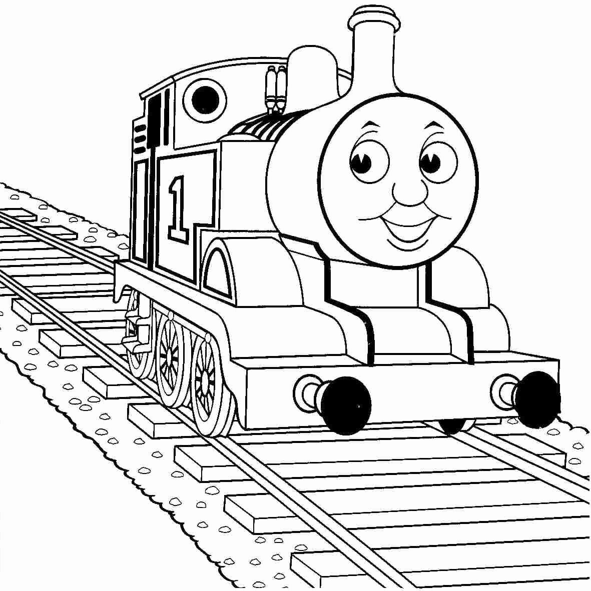 32 Thomas The Train Coloring Page Train Coloring Pages, Coloring