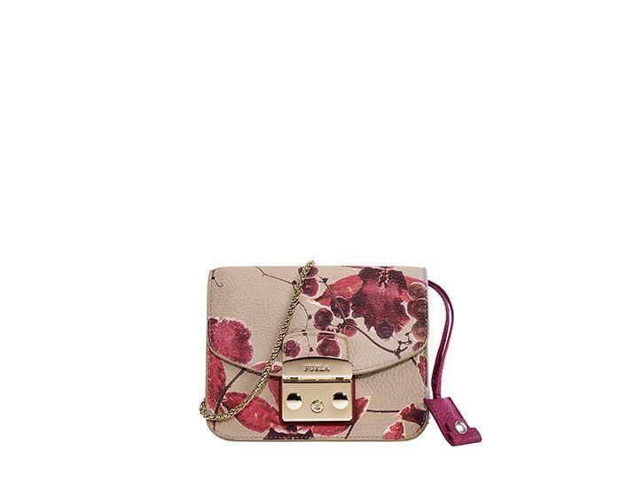 Furla Flower Minibag Must Have Piece