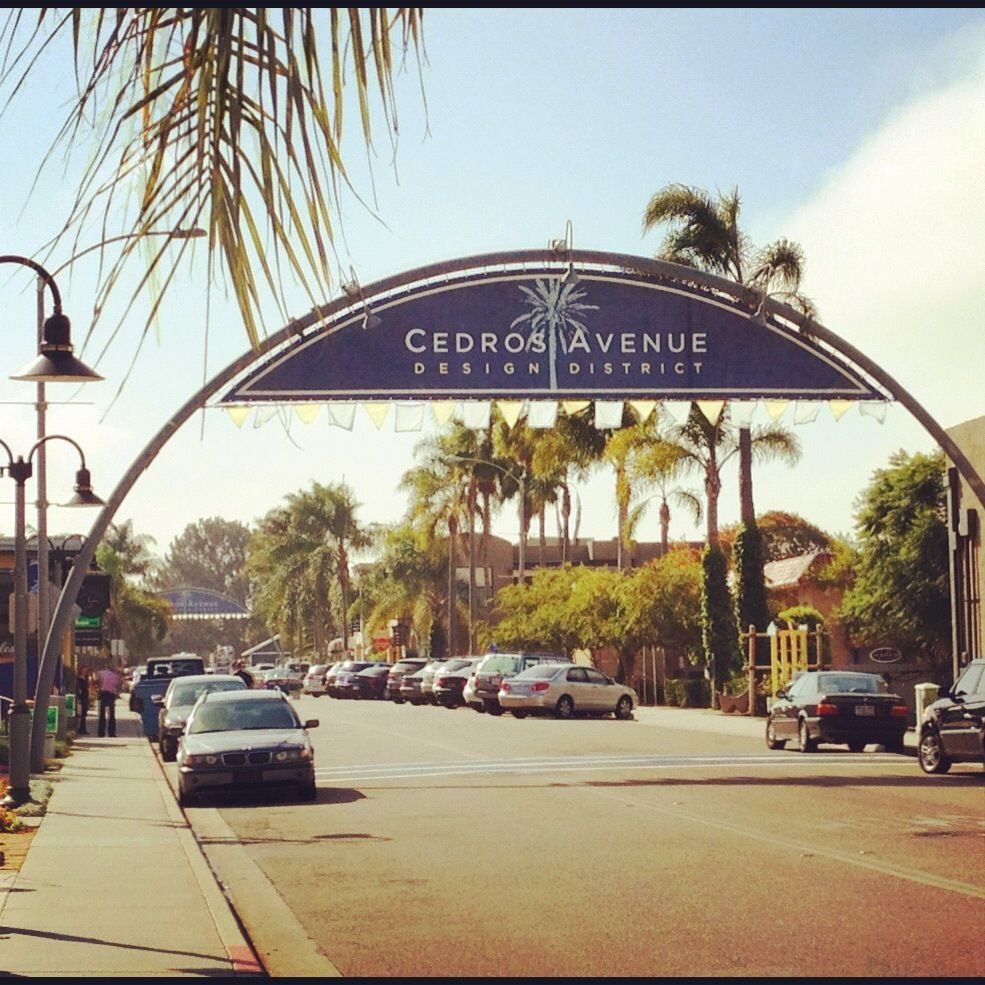 Cedros Avenue Solana Beach Stay