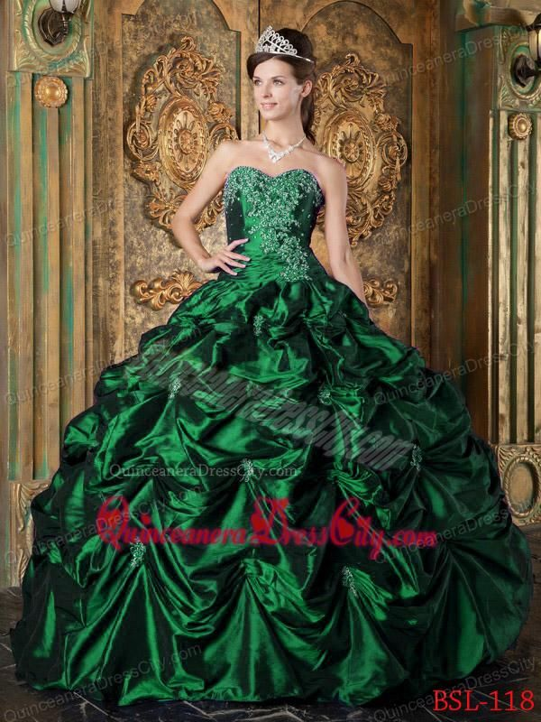 Green Quinceanera Dresses,Green Quinceanera Gowns
