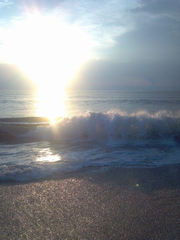 Atlantic Ocean from the Outerbanks; Nagshead, North Carolina