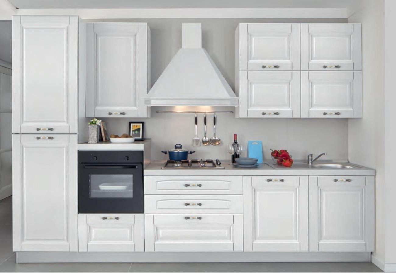 Cucina Bea L 330 x H 240 | Cucine Classiche | Pinterest | Mobili da ...