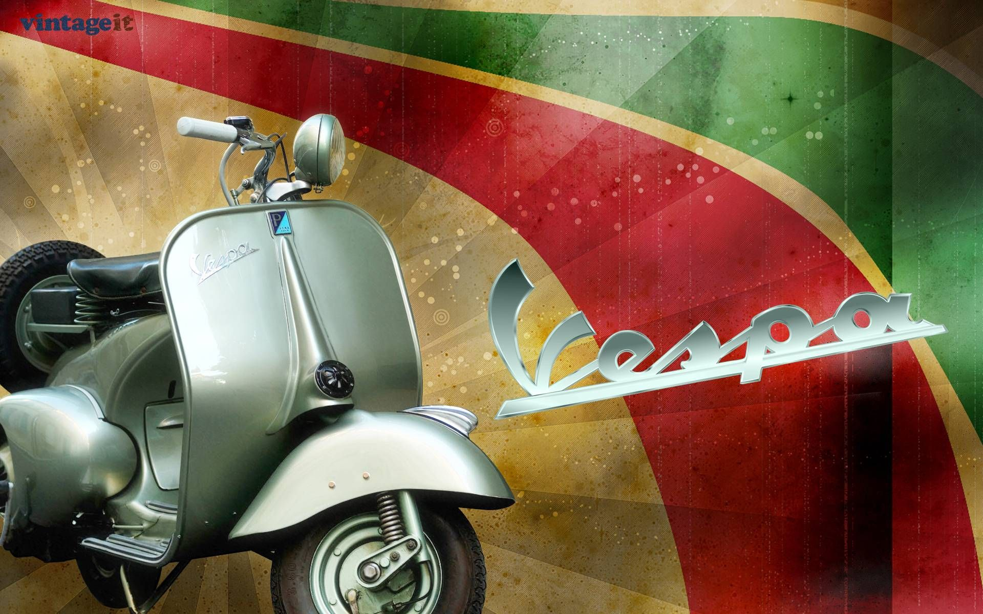 Vespa Bike Full Hd Wallpapers Free Download 38 With Images