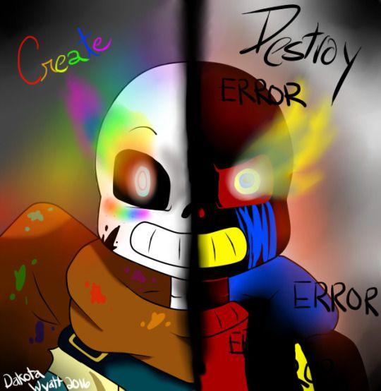 Ask Error!Sans