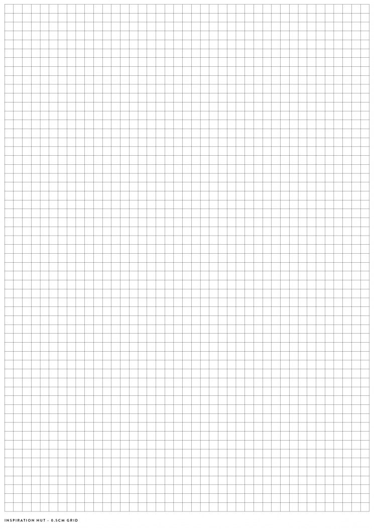 Printable Graph \/ Grid Paper PDF Templates Template, Pdf and - graph paper template print