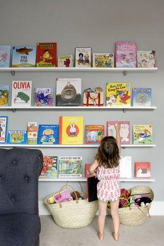 boekenkast voor kinderen