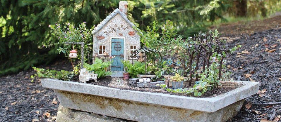 Fairy Gardening   Miniature Gardening U003e Fairy Houses, Homes, Cottages,  Furniture, Fairies