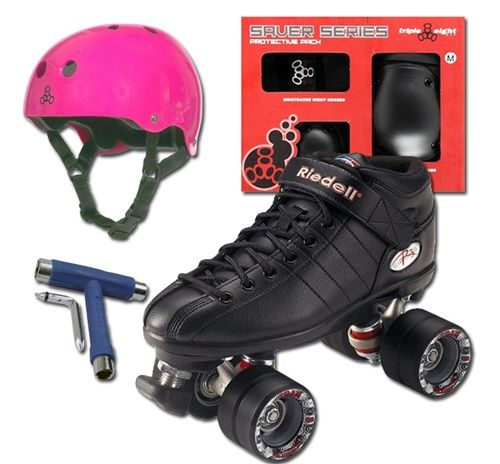 So I Can Learn To Skate To Try Out For Roller Derby D Black Roller Derby Packaging