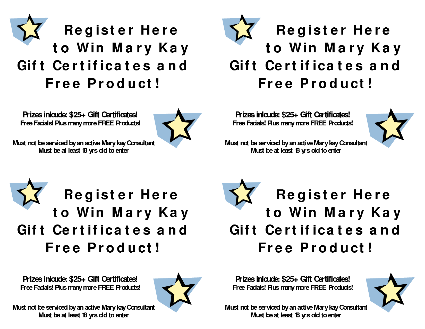 Mary kay birthday certificates mary kay gift certificate mary kay birthday certificates mary kay gift certificate template free download alramifo Image collections
