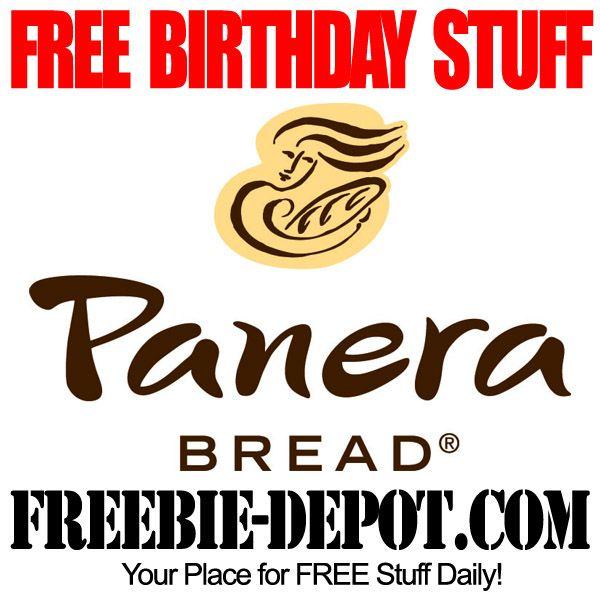 panera birthday BIRTHDAY FREEBIE   Panera Bread   FREE Birthday Pastry | FREE  panera birthday