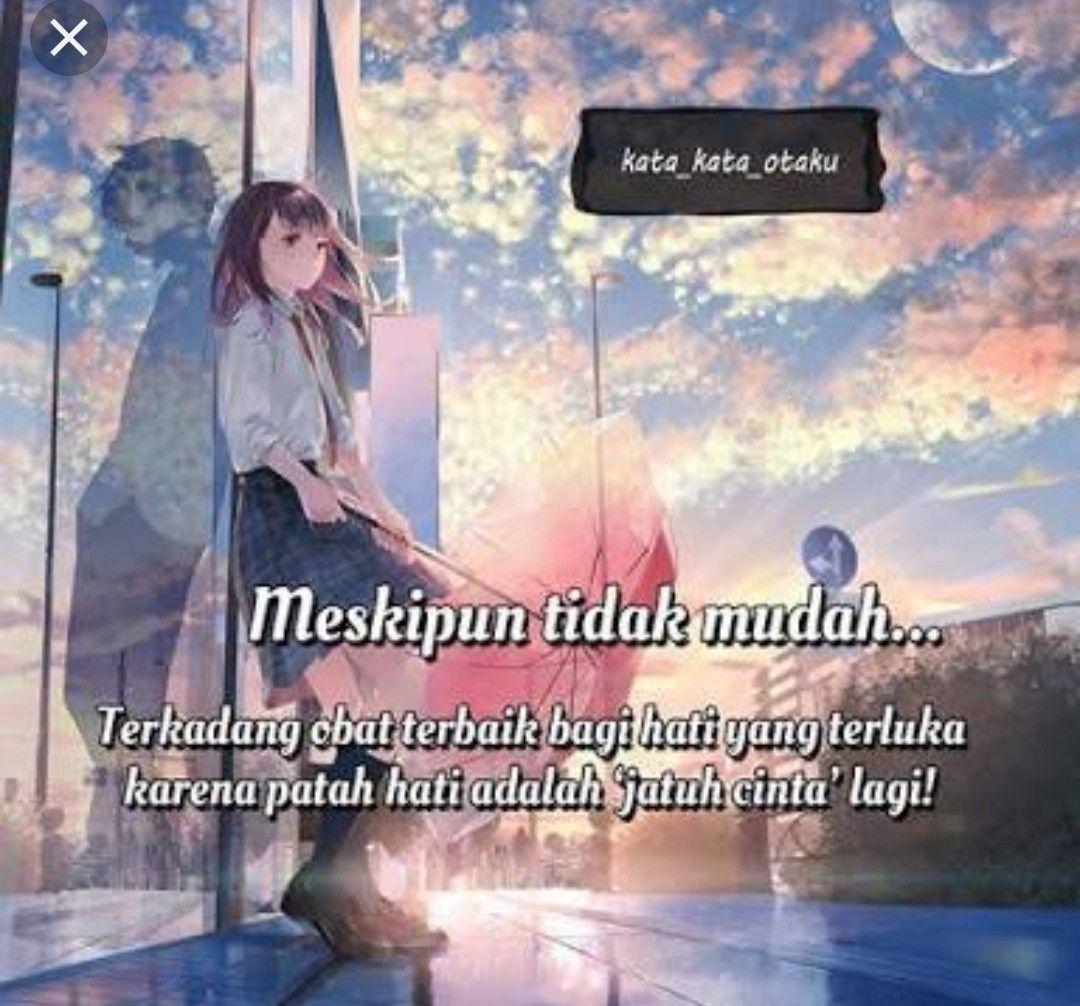 Pin oleh Violina Erika di kata kata animers Jatuh cinta