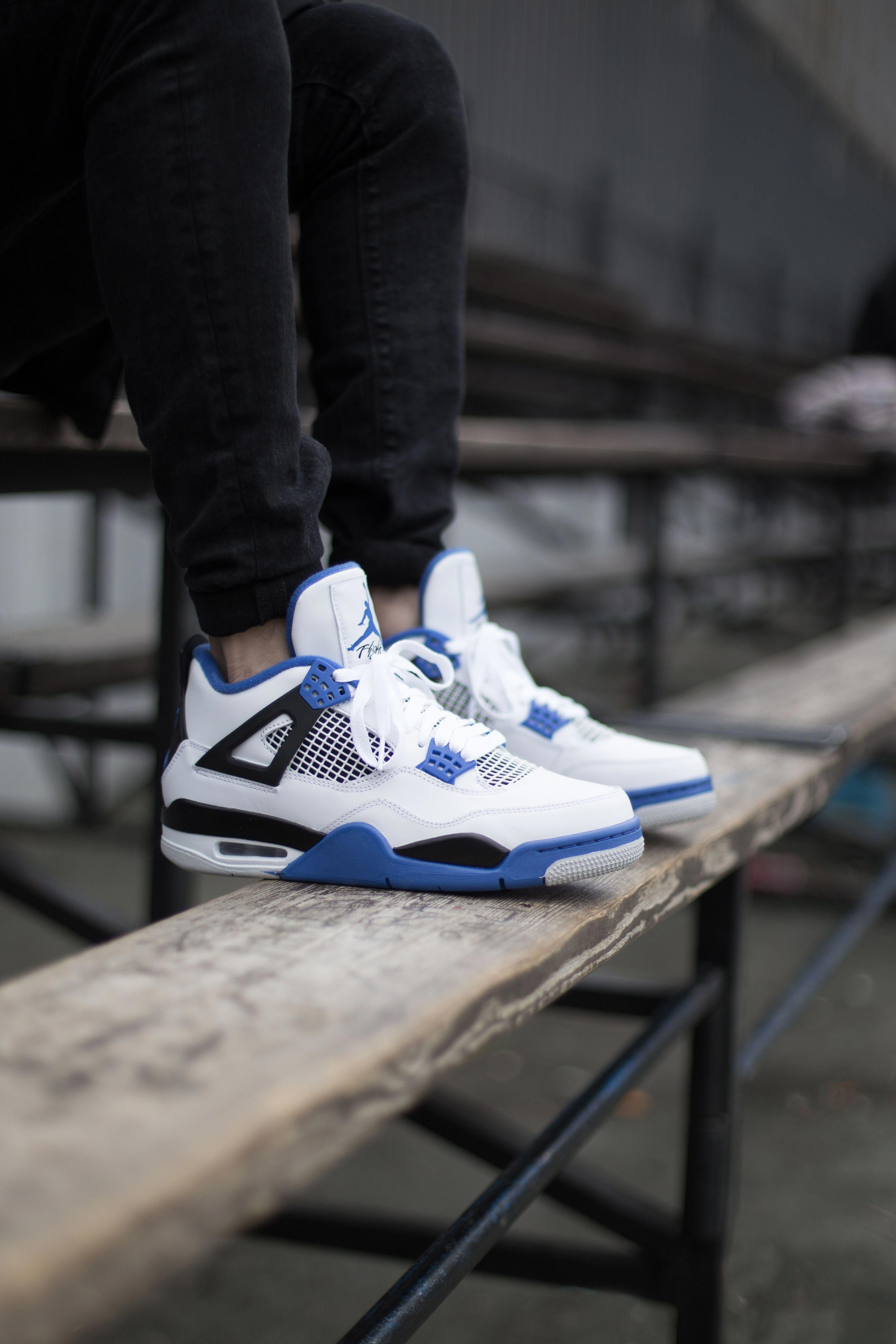 615d088d33f Air Jordan 4 Motorsport - EU Kicks: Sneaker Magazine #MensFashionSneakers