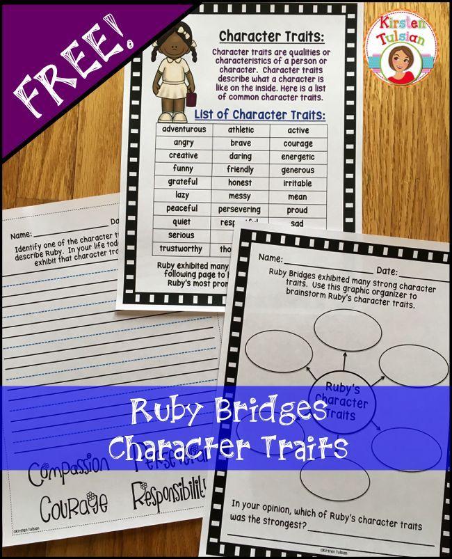 Erfreut Ruby Bridges Arbeitsblätter Zum Ausdrucken Ideen ...