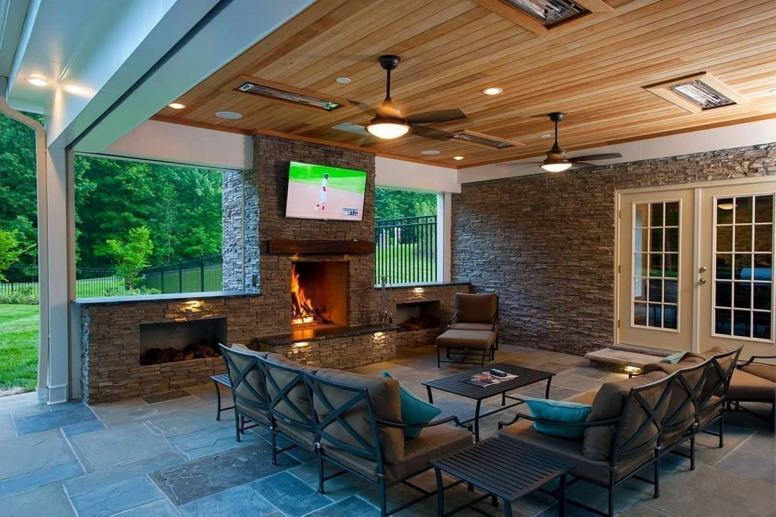 40 Amazing Home Patio Ideas For Relaxing Places Exteriery