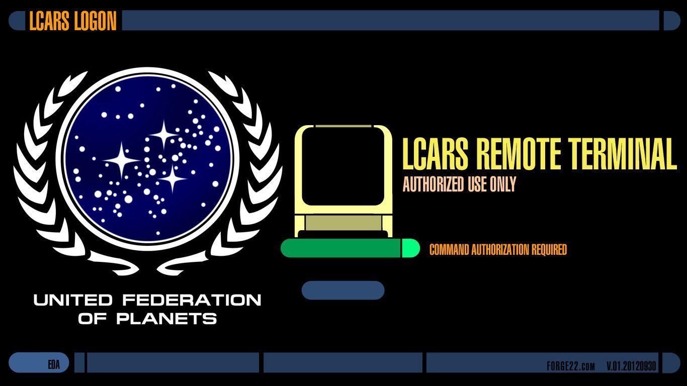 The Star Trek Lcars Microsoft Access Database – Dibujos Para Colorear