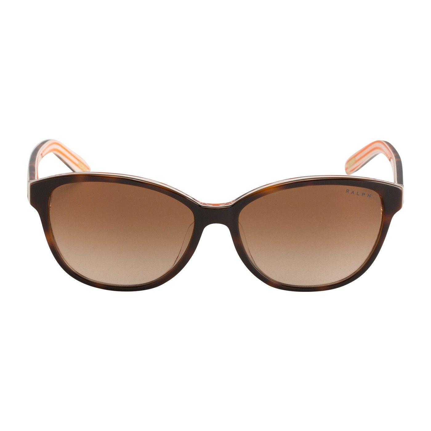 b009541bc03 RALPH by Ralph Lauren zonnebril Amber Orange Stripes RA5128 977 13