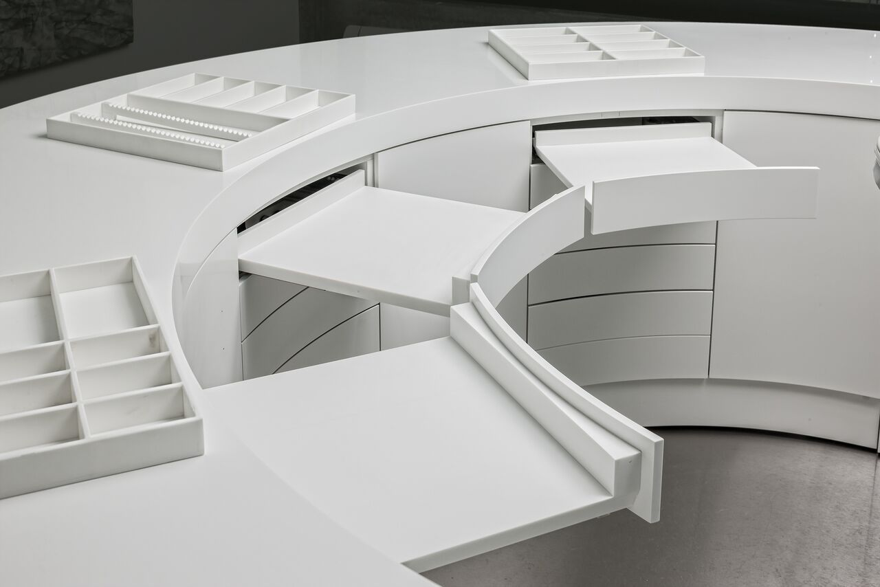 Countertop Surfaces By Modul 975 On Modul 9