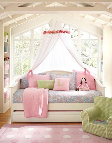 How to make girls bed canopy that cute and beautiful - Did your little girl quite & How to make girls bed canopy that cute and beautiful - Did your ...