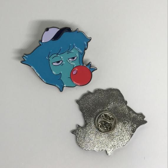Enamel Pin  Bob by PeachyCollectives on Etsy