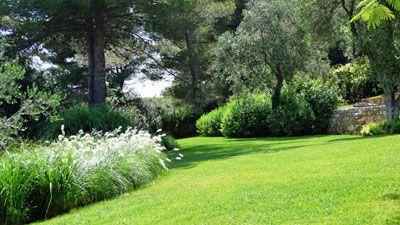Un jardin méditerranéen en terrasse (Jardins de paysagistes ...