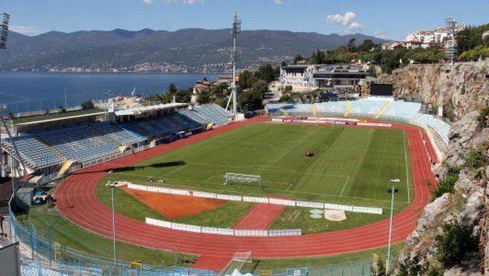 Stadion Kantrida Rijeka, Croatie Croatia, Italy, Hometown