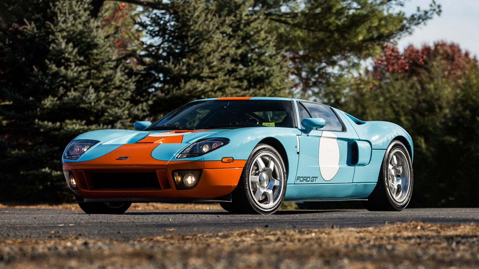 2006 Ford GT Heritage Edition Looks Ready To Race At Le