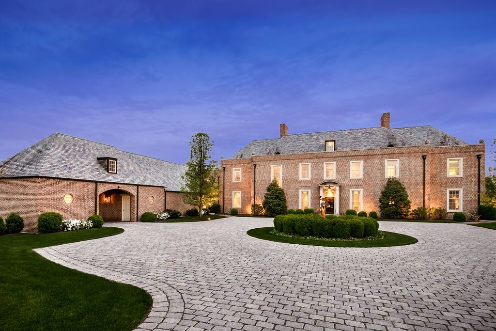 Princeton Home For Sale Country Mansion Luxury Real Estate Residential Real Estate