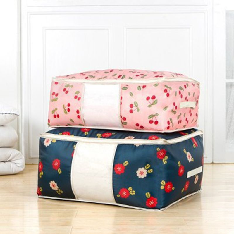 New Arrival 600d Oxford Storage Bags Foldable Home Quilt Pillow