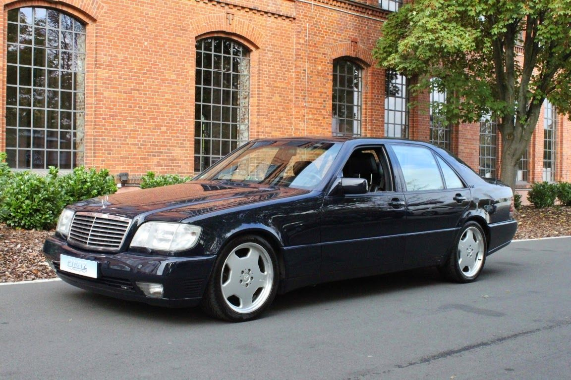 Mercedes Benz W140 600sel Brabus 6 9 With Images Mercedes Benz